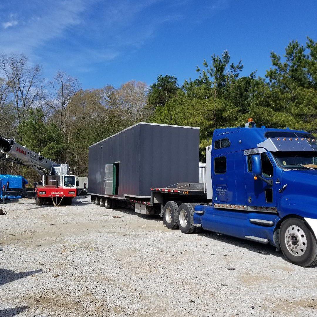 Oversize Load Transport